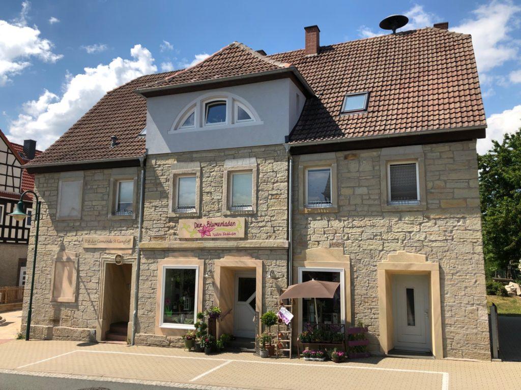 Altbausanierung – Baustelle: St. Gangloff